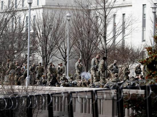 Байден шокировал отношением к охранявшей инаугурацию Нацгвардии