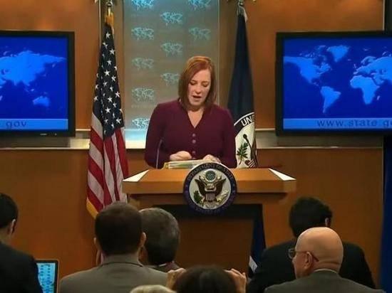 Псаки не знает, информировал ли Вашингтон Москву о намерениях продлить СНВ-3