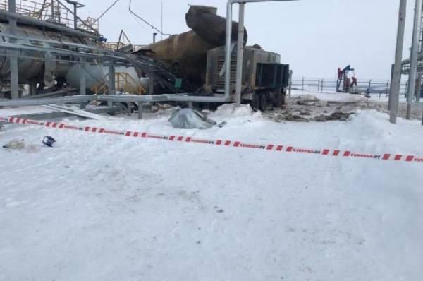 В результате ЧП на предприятии в Татарстане пострадали три человека
