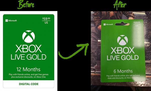 За шесть месяцев теперь попросят 60 долларов: Microsoft внезапно обновила цены на подписку Xbox Live Gold