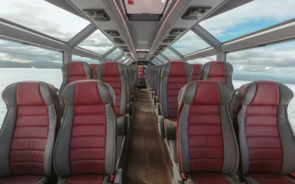 Восьминогий конь Одина — автобус для покорения ледников