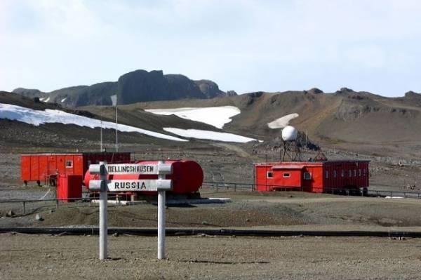 Российская станция на острове Кинг-Джордж не пострадала при землетрясении