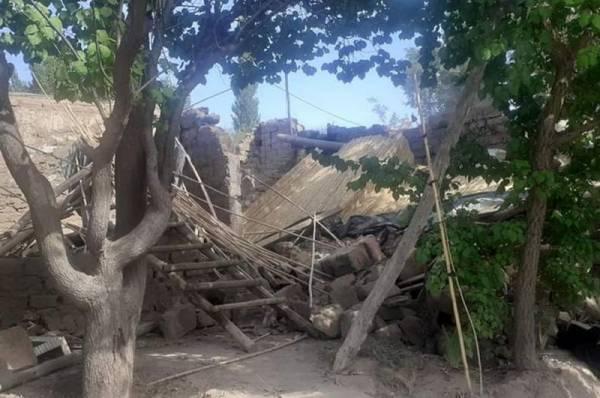 У берегов Чили зафиксированы подземные толчки магнитудой 7