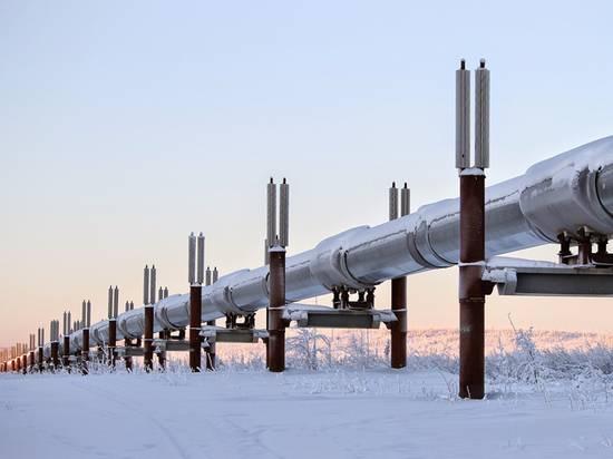 Украина осталась без российского газа
