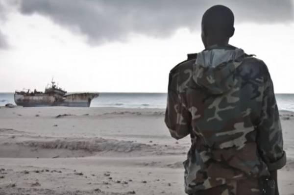 В Гвинейском заливе пираты захватили экипаж судна под флагом Либерии