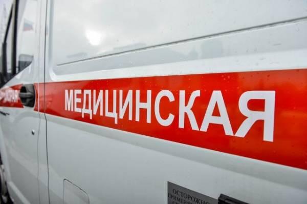 В Калужской области девочка погибла во время игры в снегу