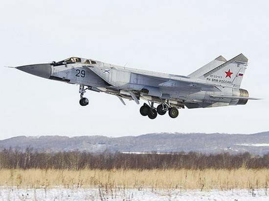 В РФ начали разработку нового истребителя-перехватчика
