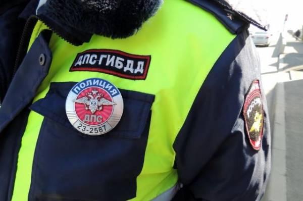 Задержан подозреваемый в нападении на сотрудников ДПС в Петербурге