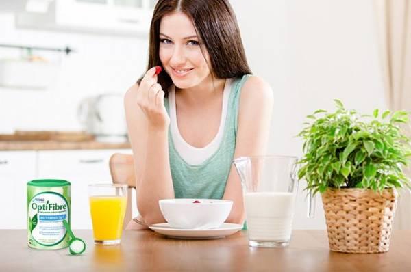 Используем щеточку. Зачем нужны пищевые волокна и какая от них польза?