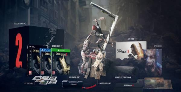 Слух: Релиз Dying Light 2 уже близко - появилось изображение коллекционного издания