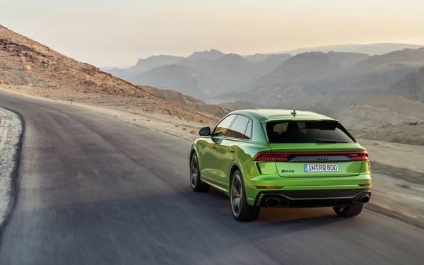 Audi RS Q8: известна цена в России