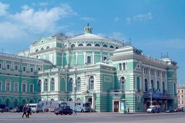 РИА Новости: в Петербурге ранили ножом солиста Мариинки