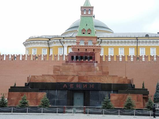 В ЦИК высказались об опросе по выносу Ленина из мавзолея