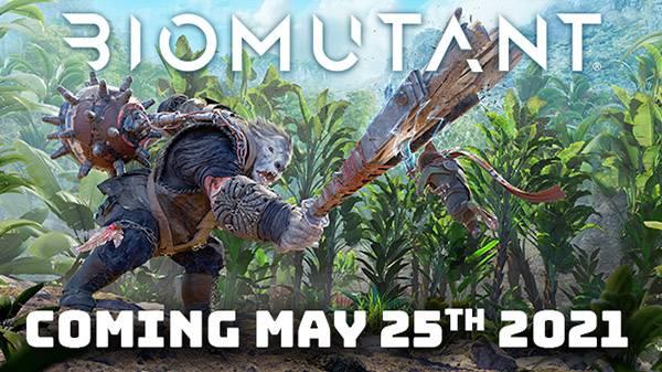 Это случилось: Объявлена точная дата выхода постапокалиптического ролевого экшена Biomutant