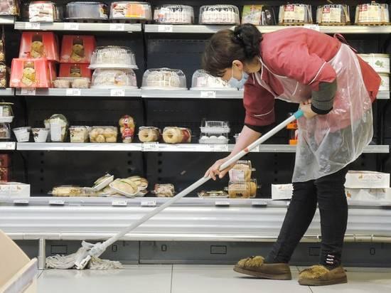Заработки уборщиц в России зашкалили