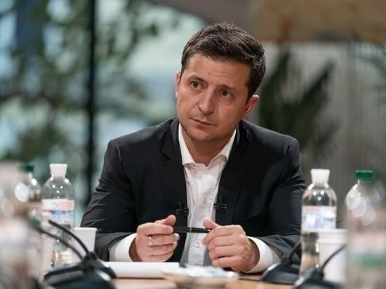 Зеленский отозвал законопроект о роспуске Конституционного суда