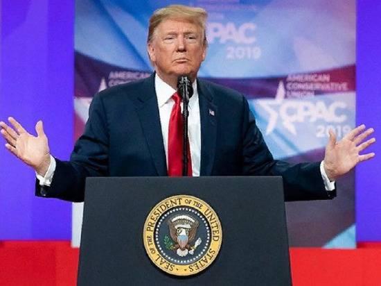 Трамп намерен дать письменные показания на процессе об импичменте