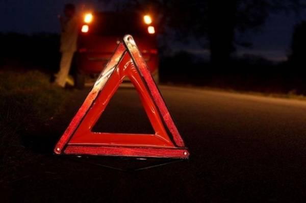 В Ленобласти при столкновении четырех грузовиков погиб человек