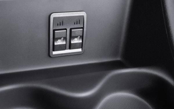 На Lada Largus Quest меняют обогрев сидений