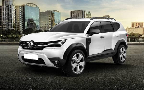 Renault Grand Duster — как вам такой бюджетник?