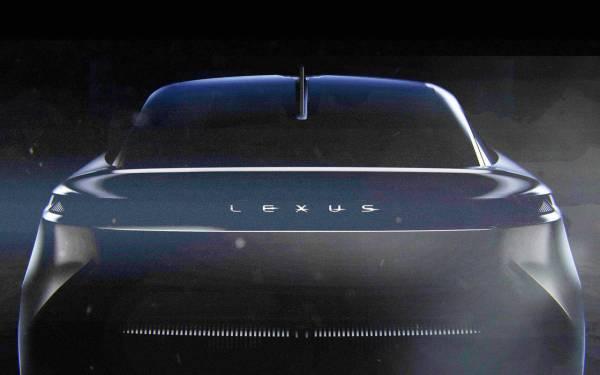 Lexus меняет дизайн — первое фото концепта