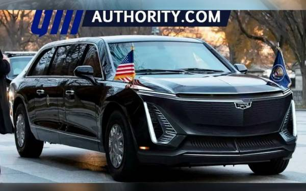 Новый лимузин нового президента США: предложение GM
