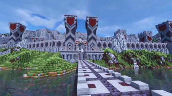 Minecraft впечатляет: Игрок создал масштабный город гномов