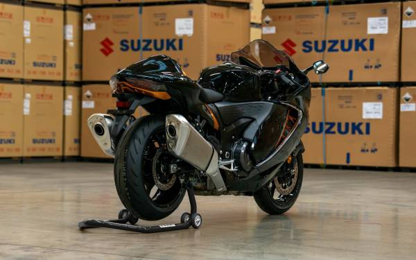 Самый быстрый байк Suzuki вернулся