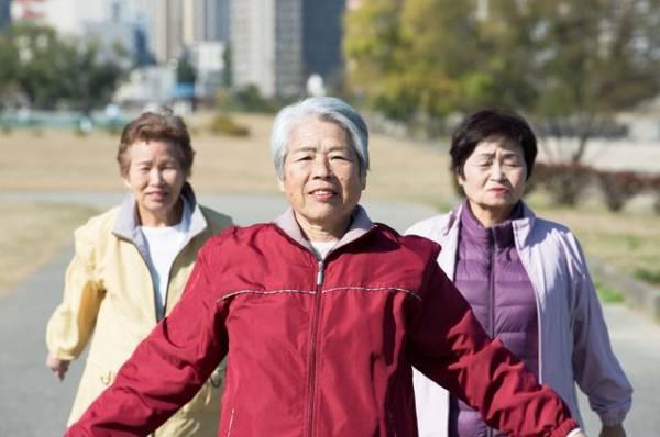 В каком возрасте повышается риск смерти у мужчин и женщин?
