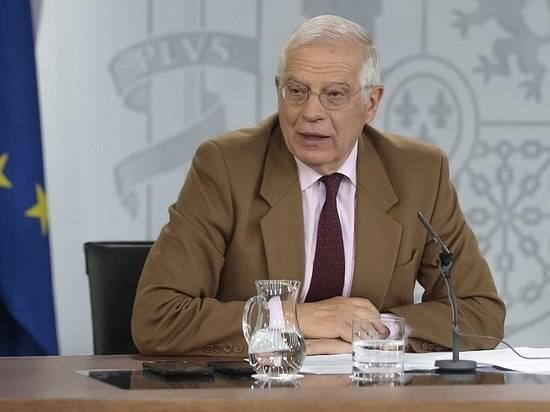 Евродепутаты потребовали отставки Борреля после визита в Россию