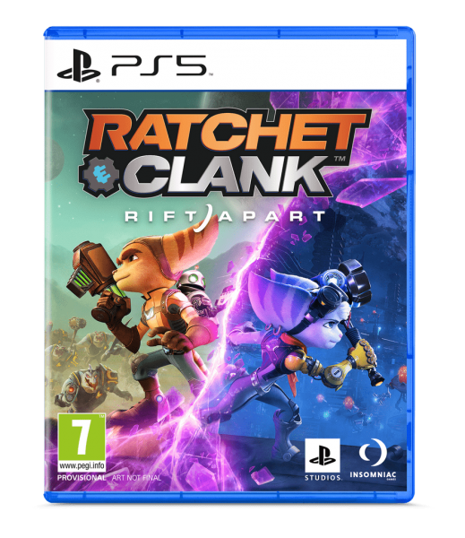 Пора оформлять предзаказ: Sony раскрыла дату релиза Ratchet & Clank: Rift Apart