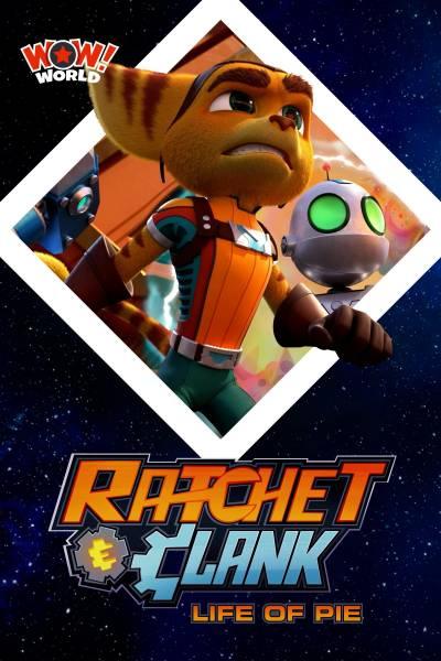 Внезапно: Состоялась премьера Ratchet & Clank: Life of Pie - анимационного приквела к Ratchet & Clank: Rift Apart