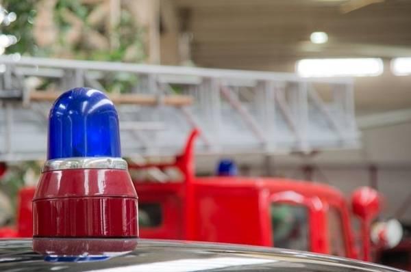 Пожарные потушили крупное возгорание на складе на юге Москвы