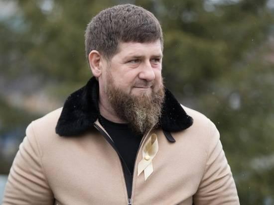 Премьер Украины пришел в недоумение из-за фото заместителя с Кадыровым