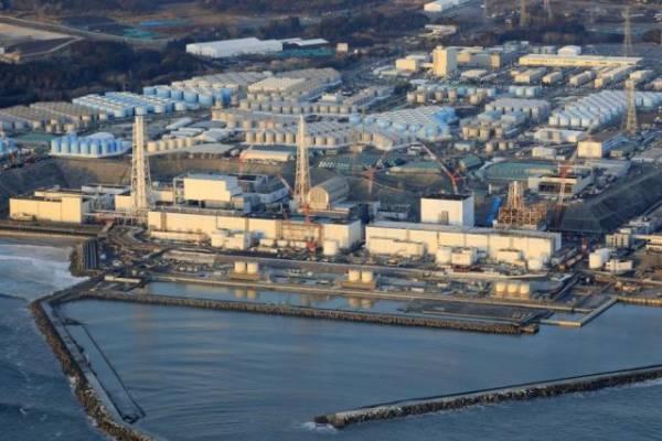 В корпусе реактора АЭС «Фукусима-1» отмечено снижение давления