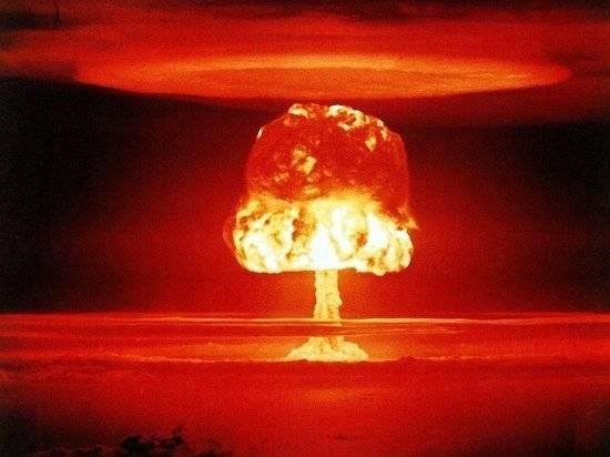 В США рассекретили сценарий ядерной войны в Европе в 1983 году
