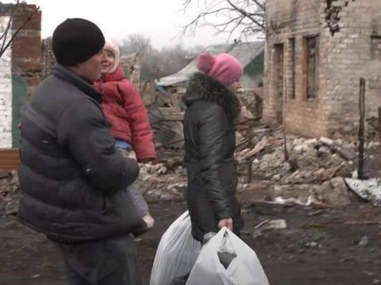 Берлин направит 10 млн евро на помощь семьям на востоке Украины