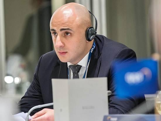 Глава оппозиционной партии Михаила Саакашвили задержан в Грузии