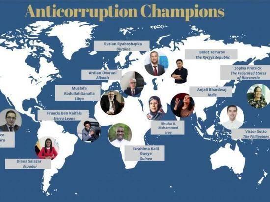 Госдеп США не включил Навального в список лидеров по борьбе с коррупцией