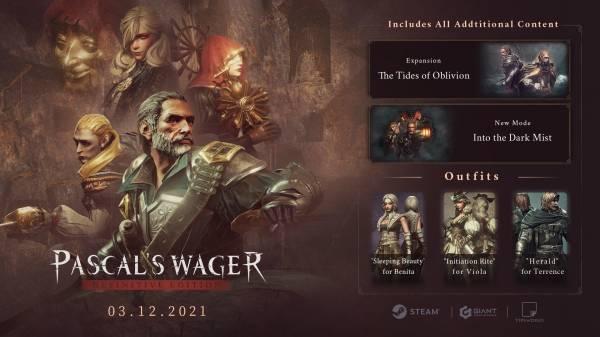 Клон Bloodborne и Dark Souls идет на PC: Ролевой экшен Pascal's Wager анонсирован к выпуску в Steam