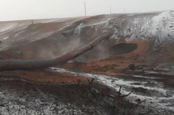 Минэнерго: в Оренбуржье после аварии на газопроводе нет проблем с газом
