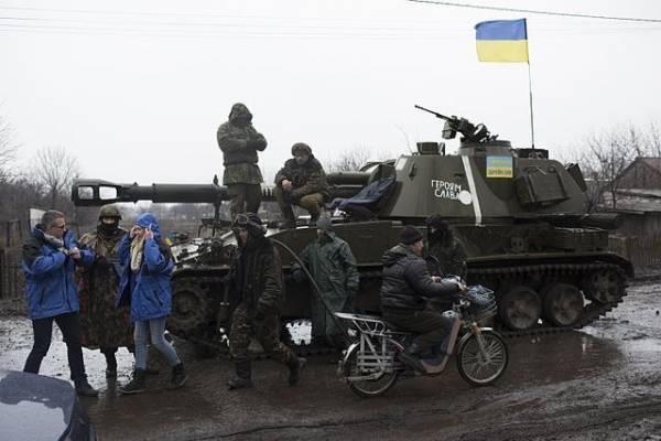В ЛНР сообщили о пяти подорвавшихся на своей мине силовиках ВСУ