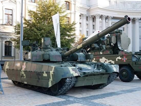 В России ответили на обвинения в попытке кражи чертежей украинского танка