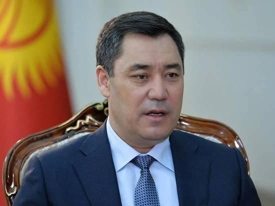 Президент Киргизии Жапаров приехал в Россию за деньгами и вакциной