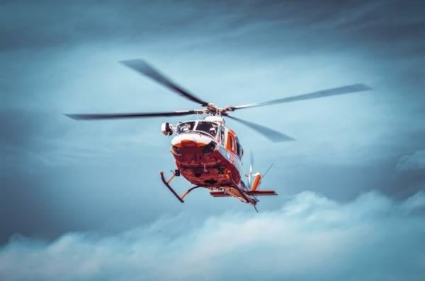 В Красноярском крае вертолёт с пассажирами совершил вынужденную посадку