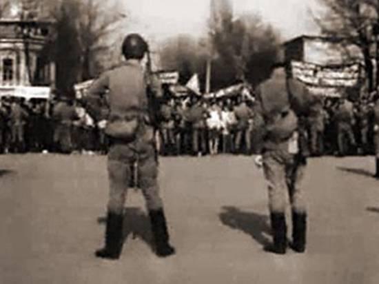 Борьба с культом личности Сталина вызвала бунты: людей давили танками