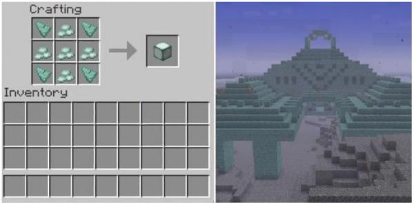 Как создавать фонари в Minecraft
