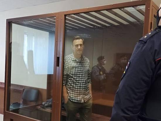 Навального этапировали из «Матросской тишины»
