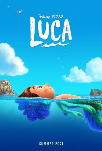 """От создателей """"Тайны Коко"""" и """"Истории игрушек"""": Первый тизер-трейлер мультфильма Pixar """"Лука"""""""