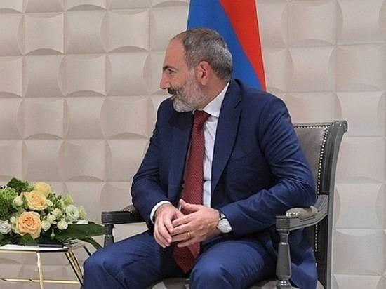Пашинян анонсировал выступление на площади Республики